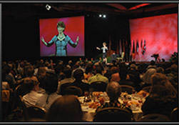 Karen Presenting at the 2010 NSA Convention